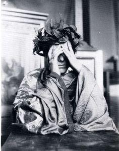 Portrait of Marguerite Khnopff - Fernand Khnopff
