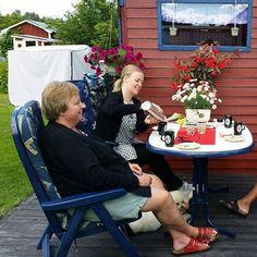 Sociala medier | Svenska Kulturnyheter  Fotograf: @ahranen Instagram Plats: Strömsbro kolonin, Sverige.