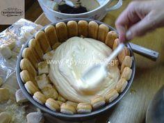 ΤΙΡΑΜΙΣΟΥ (ΤΟ ΑΥΘΕΝΤΙΚΟ) – Koykoycook Baklava Recipe, Icing, Food And Drink, Desserts, Recipes, Tailgate Desserts, Deserts, Recipies, Postres