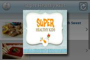Super Healthy Kids is one of my favorite places to go for healthy recipes my kids always love.