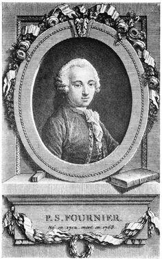 Pierre Simon Fournier