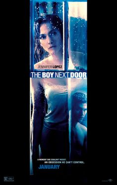 Poster from the movie The Boy Next Door.