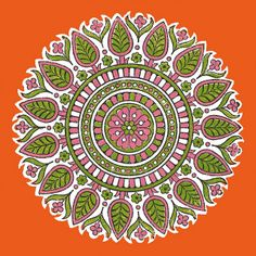 Indian Textitle Design a4 by peacay, via Flickr