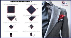 How to make a perfect Pocket Square- #NobleHouse  #CustomTailoring #suits #fashion #trending #business #tailored #men #passion