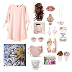 """It's Carnival Time!!"" by soeshnicooray ❤ liked on Polyvore featuring Olivia Burton, Alex Monroe, Oscar de la Renta Pink Label, Casetify, Lime Crime, Sheriff&Cherry, Abercrombie & Fitch, Sin, Pfaltzgraff and JLA Home"