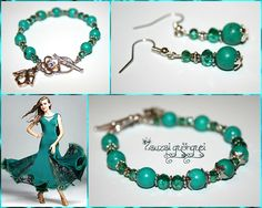 türkiz szett Turquoise Necklace, Bracelets, Jewelry, Jewlery, Jewerly, Schmuck, Jewels, Jewelery, Bracelet