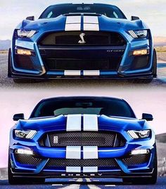 2020 Mustang Shelby Is the Most Powerful Production Mustang Ever 2020 Must. 2020 Mustang Shelby Is the Most Powerful Production Mustang Ever 2020 Mustang Shelby got more than 700 horsepower, a wing stolen from a race car and the biggest snake logo Ford Mustang Shelby Gt500, Mustang Cars, Ford Mustangs, Pony Car, Audi Autos, Shelby Gt 500, Modern Muscle Cars, Best Muscle Cars, Ford Classic Cars