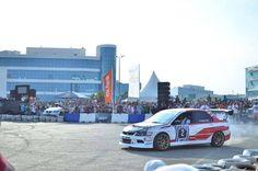 فريق لينك سبيد يحتكر منصة ريدبول كار بارك دريفت 2013 | السيارات | ارابيا #Cars #Autos #Motor