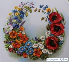 Gallery.ru / подкова цветочная - мои работы - kubbrak