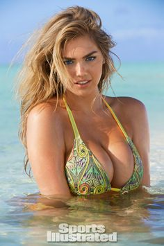 Top 10 Kate Upton Swimsuit Photos From The 2014 Sports Illustrated Swimsuit & 50th Anniversary Cover Issue