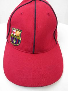 b1dc469903f51 Nike FC BARCELONA HAT CAP FCB OFFICIAL ADJUSTABLE licensed product   RHINOXGRUP  FCBarcelona