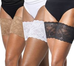 Bandelettes® are the Perfect Solution to Keeping Legs Dry, Smooth & Chafe-Free AD #thighchafing