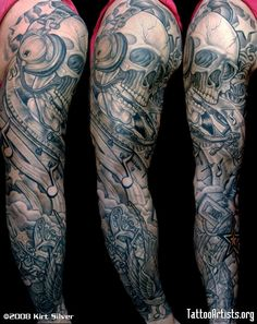 Where to find amazing dj tattoo designs by Breana Chavez for arms   Tattoos