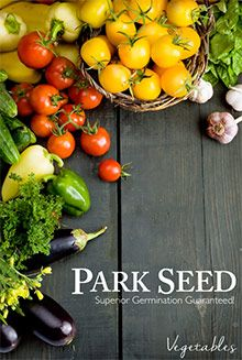 Thanks to the huge stock list on the Park Seed online store, growing your own garden paradise has never been easier. With fast germinating seeds and a wide range of vegetables from which to choose, Park Seed is the cheapest way to eat well, improving your diet with a .