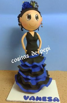 Mickey Y Minnie, All Craft, Creative Cakes, Clay Creations, Cake Toppers, Diy And Crafts, Projects To Try, Disney Princess, Nespresso