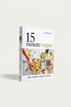 Slide View: 1: 15 Minute Vegan: Fast, Modern Vegan Cooking By Katy Beskow