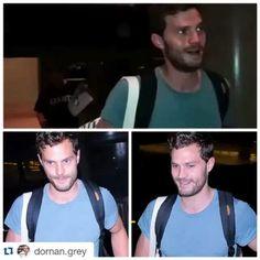 #Repost @dornan.grey ・・・ My Baby Love  LAX Airport 2014 © #JamieDornan #LAXAirport #Cutie #Perfection #MyBabe #FiftyShadesOfGrey #2014 #TeamDornan ➰