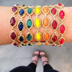 kendra-scott:  New colors added to our Classics Collection - a color for every occasion!