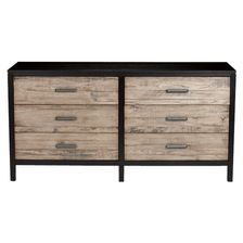 Re-doing your bedroom? Going for a classic look? The Merrick Dresser looks good with almost any color walls or rugs.