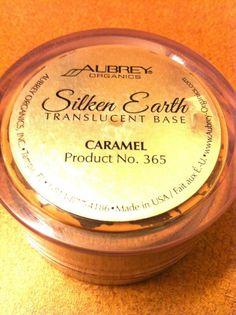 Aubrey Make-Up Review on Blog #organic #makeup #skin #beauty #body #natural #health #healthy #blog #wordpress #powder
