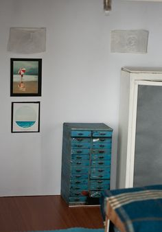 Spare bedroom model_Mcast Interior design course_ June 2012