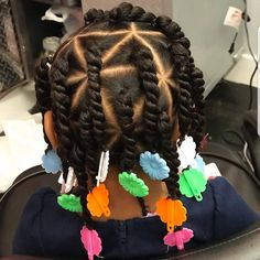 Best Picture For children hair styles african american For Your Taste You are looking for something, and it is going … Little Girls Ponytail Hairstyles, Little Girl Ponytails, Black Baby Hairstyles, Mixed Kids Hairstyles, Toddler Braided Hairstyles, Natural Hairstyles For Kids, Natural Hair Styles, Kid Hairstyles, Braids For Kids