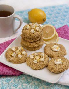 Cookies for breakfast? Yes. Please :) Lemon Ricotta Breakfast Cookies - Gluten Free Recipe on FamilyFreshCooking.com