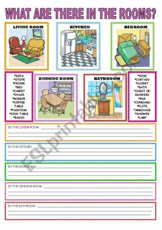 Practicamos there is/are y writing English Class, Teaching English, English Exercises, Grammar Book, English Activities, Grammar Worksheets, 5th Grades, Cookware, Appliances