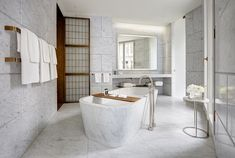Step Inside the Most Beautiful Hotel Bathrooms in the World   Architectural Digest
