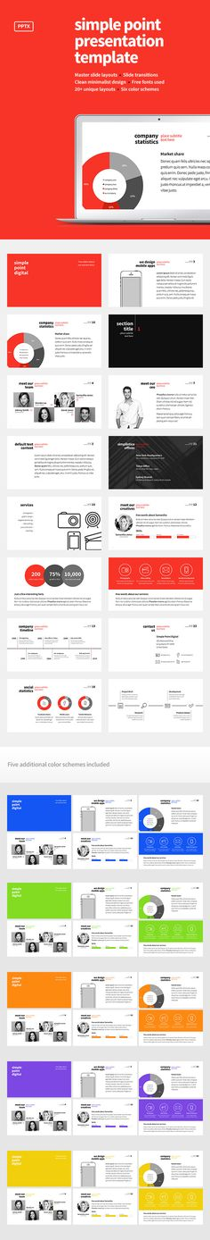 Sella Keynote Template  Presentation Templates Ppt Design And