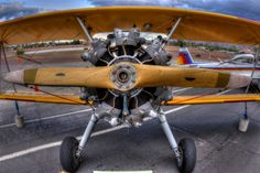 Radial and Propeller - Airplane Photography, Aviation Art, Airplane Art, Aircraft Photography, Propeller, Airplane Engine by ColoredLens on Etsy