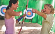 Great activites for all the family - from Zorbing, to Archery, to Quadbiking there is something for everyone!