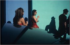 <b>Constantine Manos</b>. Greek American color.