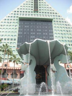 Swan and Dolphin Hotel at Walt Disney World Resort.