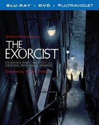 Out Now - The Exorcist 40th Anniversary Edition  #TheExorcist #Movie #Film #Bluray
