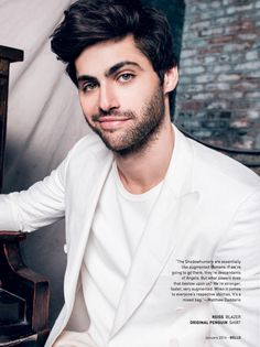1000+ images about Matthew daddario on Pinterest   Jasmine, Isabelle lightwood and Photoshoot