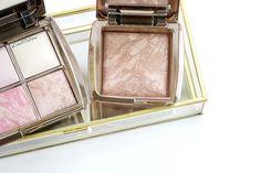 Hourglass Radiant Bronze Light and Luminous Bronze Light comparison, hourglass bronzers, hourglass bronzer difference