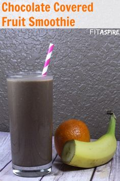 Simple Smoothie Recipes - FITaspire
