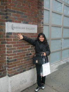 Gagosian Gallery. NY