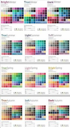 kleuradvies kleurenanalyse color me beautiful systeem | Style Consulting