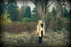 Moda de la Mode: A Walk In The Woods...