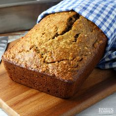 Easy Banana Oatmeal Bread is destined to become your new favorite banana bread! Oatmeal Bread Recipe, Coconut Bread Recipe, Oatmeal Banana Bread, Easy Banana Bread, Oatmeal Recipes, Quick Bread, Recipes For Old Bananas, Banana Bread Recipes, Cake Recipes