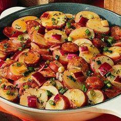 Cajun Potato Salad Recipe | Just A Pinch Recipes