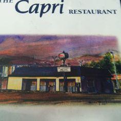 Capri Restaurant in Boise Idaho