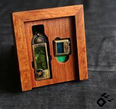 Steampunk jewelry Industrial jewelry Steampunk ring by vzorko