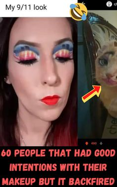 There is an art to applying makeup. And like art, there are many different tastes and trends.