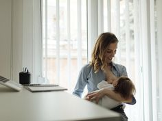 Image Pin A) Breastfeeding your child B) babycenter.com C) yes