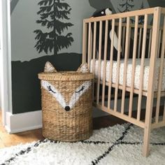 Fantastic baby nursery information are offered on our internet site. Have a look and you wont be sorry you did. Fox Nursery, Forest Nursery, Nursery Room, Fox Themed Nursery, Woodland Animal Nursery, Woodland Bedroom, Nursery Ideas, Woodland Nursery Decor, Rustic Nursery Boy