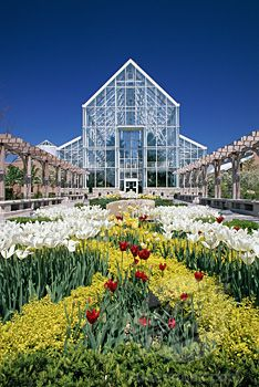 White River Gardens, Indianapolis - I've been to Indianapolis but I need to visit the gardens.