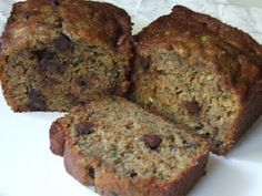 Angie Montroy–Angie's Pantry: Zucchini & Banana Chocolate Chip Bread.....